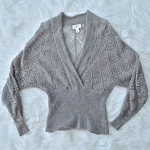 Ann Taylor Loft mohair sweater